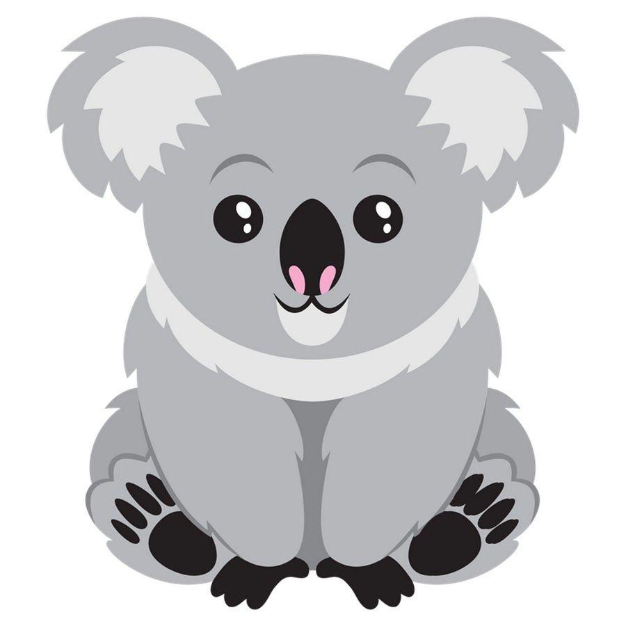 Pin By Clau Sarmiento On Koalas Koala Drawing Koala Illustration Cute Koala Bear