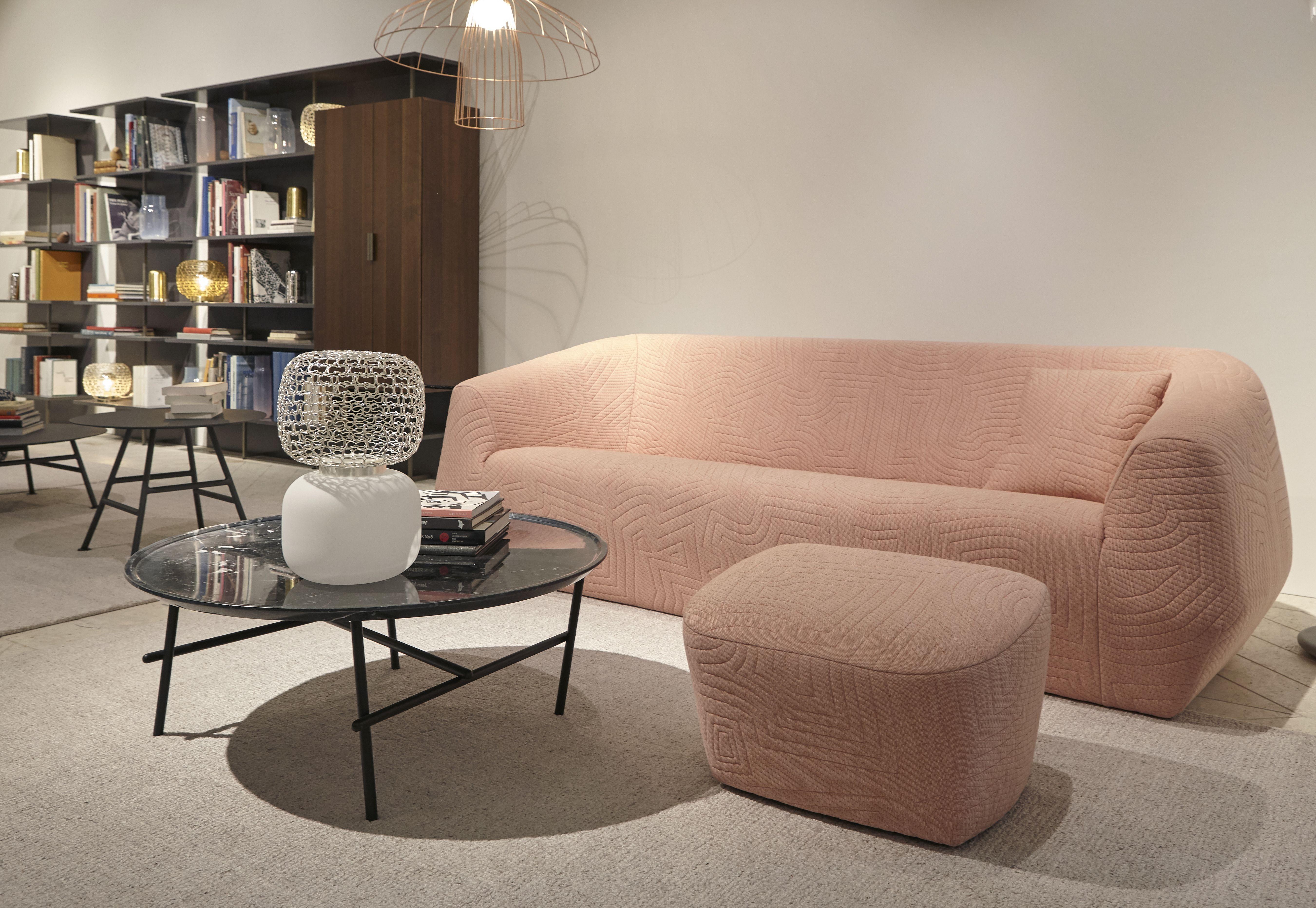 Maison Objet Collection Cinna 2019 Canape Uncover Designer Marie Christine Cover Maison Et Objet Maison Chaise Fauteuil