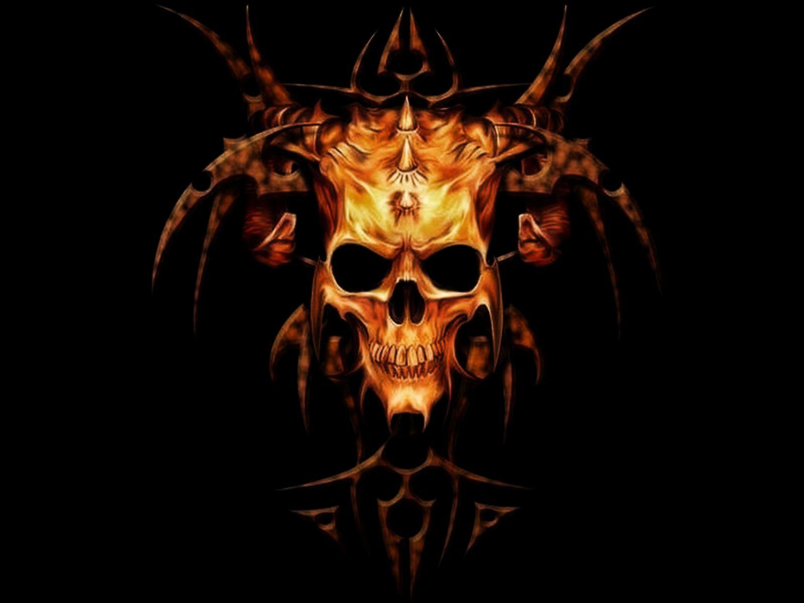 Heavy Metal Artists Alpha Coders Wallpaper Abyss Music Heavy Metal 233981 Skull Wallpaper Skull Skull Pictures