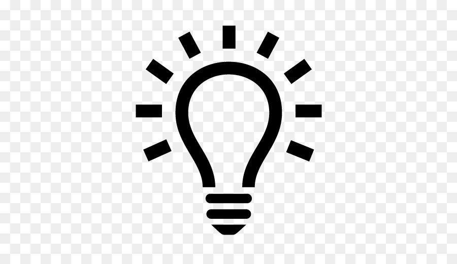 Idea The Noun Project Incandescent Light Bulb Icon Light Bulb Png Pic Unlimited Download Kisspng Com Light Bulb Icon Light Icon Bulb