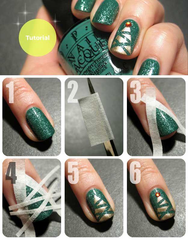 33 Awesome Glitter Nail Art Designs | Glitter nails, Beautiful nail ...