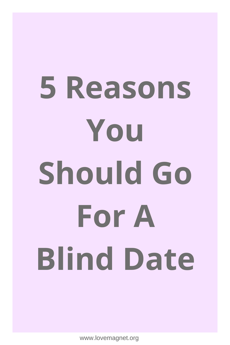 Online dating for the blind
