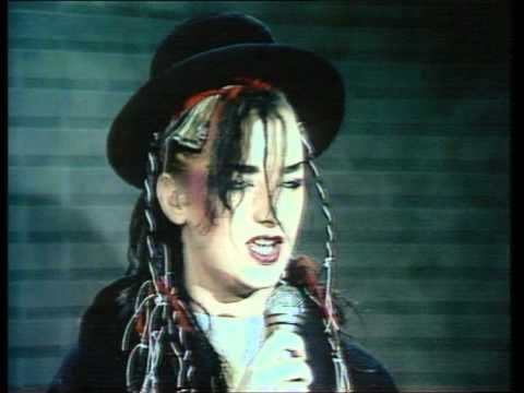 Culture Club Time Clock Of The Heart In Top Pop Culture Club Boy George Pop Playlist