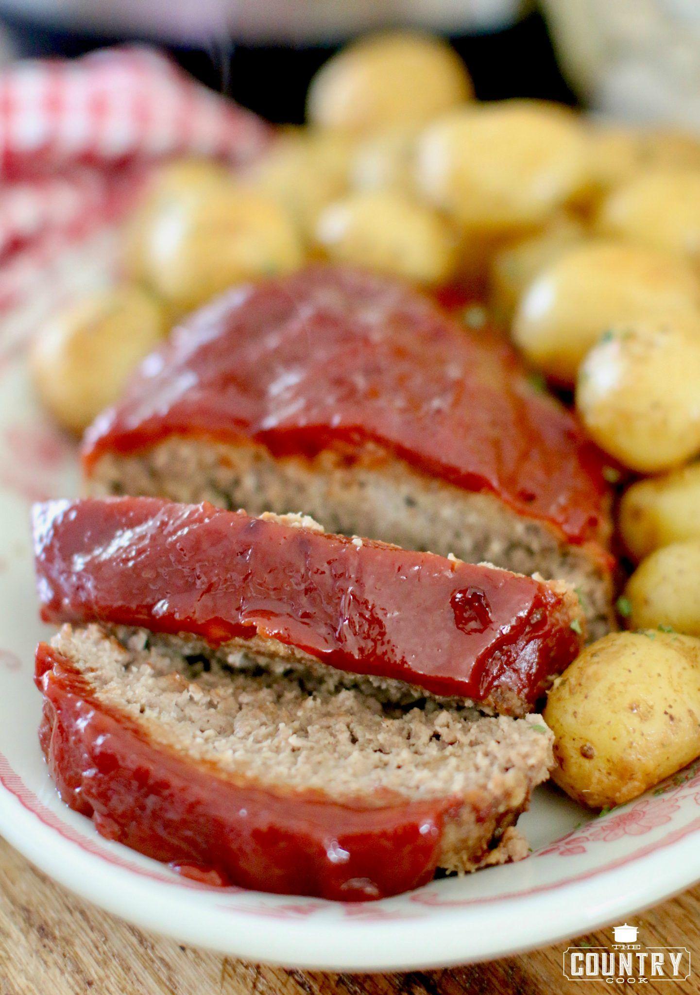 The Best Instant Pot Meatloaf Video Recipe Instant Pot Dinner Recipes Instant Pot Recipes Pot Recipes