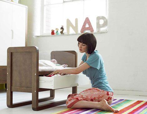 Cuna para bebés con forma de casita | Pinterest | Decoracion ...