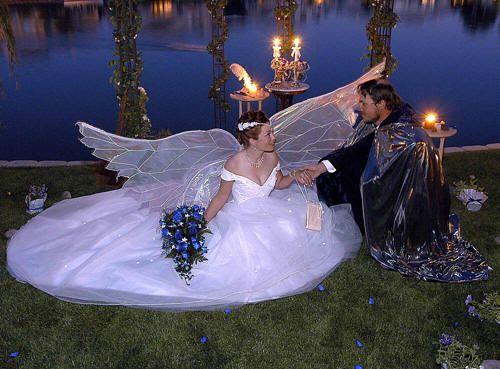 Awesome Renaissance Wedding Decorations | Fairy Wedding Ideas   Fairie Themed  Wedding