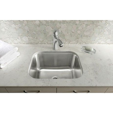 Sleek And Modern Laundry Sink Design By Blancoamerica More On