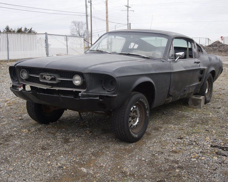 needs total resto 1967 Ford Mustang Fastback project | Project cars ...