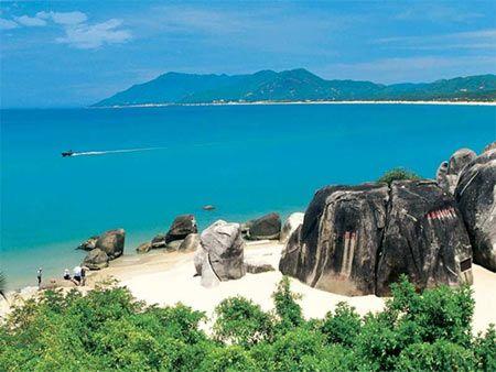 Yalong Bay In Sanya Best Beach China