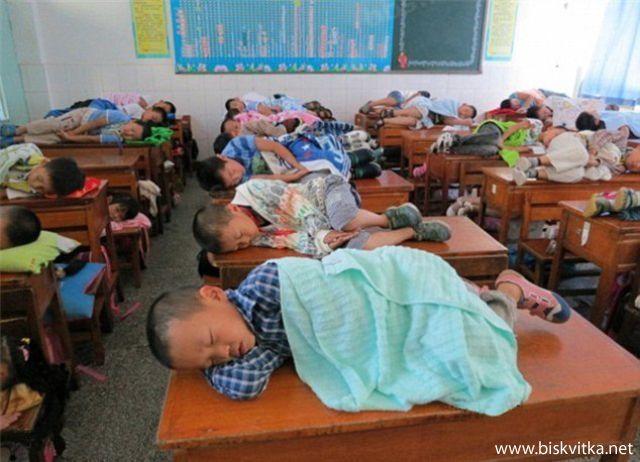 Recess at Chinese School » Biskvitka.net