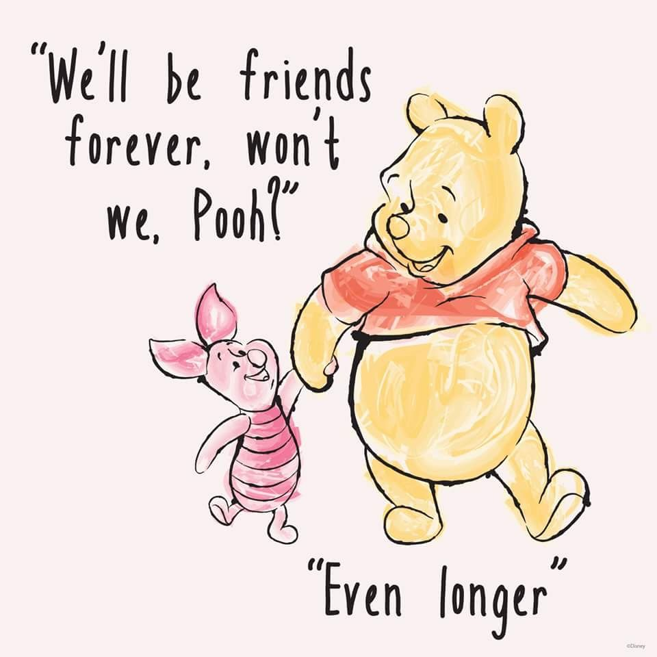 Quotes About Friendship Winnie The Pooh Natasha8666 Clairetilly Foreverfisch  Friendships  Pinterest