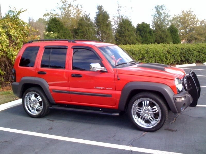 Check Out Latest Orlando Fats 2002 Jeep Libertyin Orlando Fl
