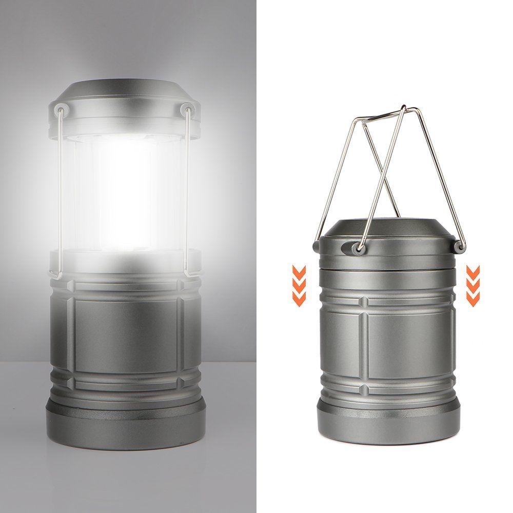 2 X Prosvet Led Lantern New Cob Technology Emits 300 Lumens Collapsible Tough Lamp Great Light For Camping Car Shop Camping Gear Led Lantern Lantern Lights
