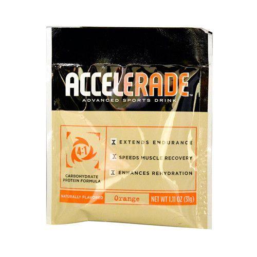 PacificHealth Labs Endurox Accelerade Advanced Sports Drink Orange - 31 g