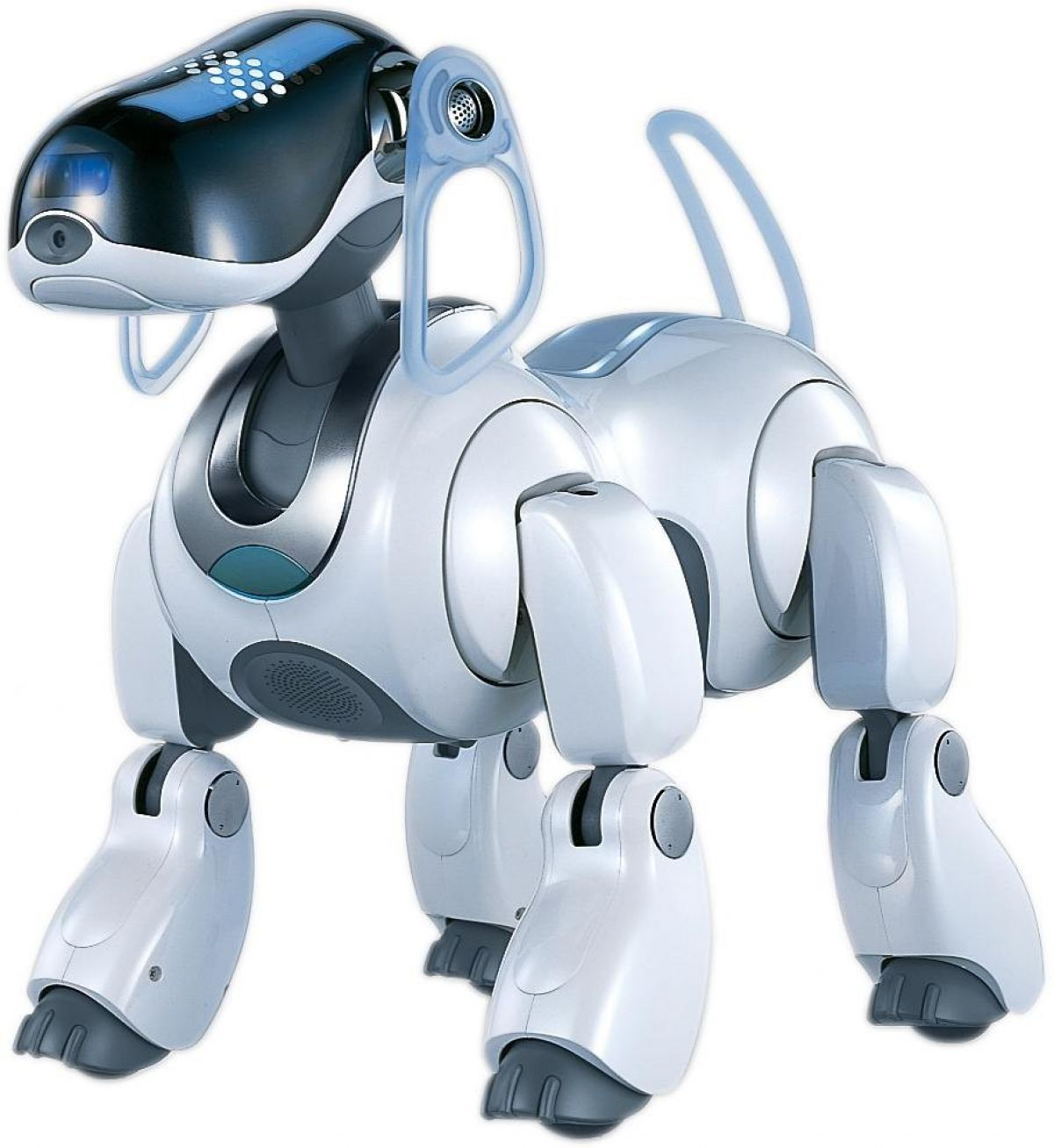 Aibo The Robot Dog Produced By The Sony Company Between 1999 And