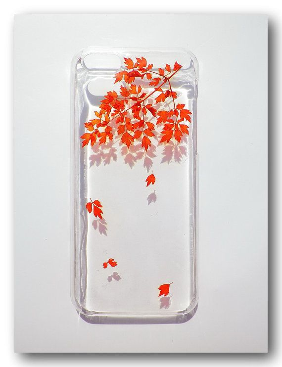 307505234c9024 Handmade iPhone 5C case Resin with Dried Flowers by Annysworkshop, $18.00