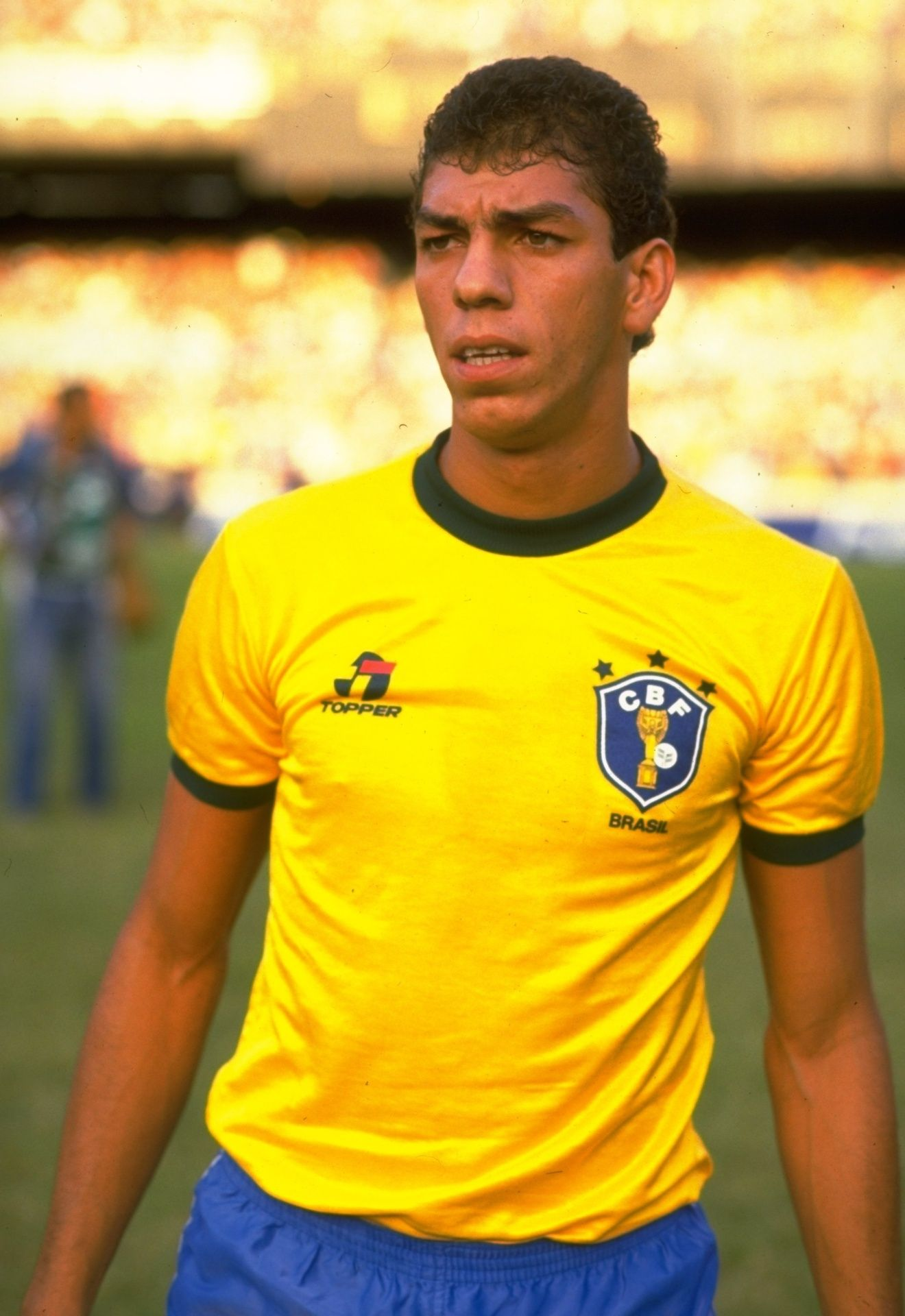 José Carlos Nepomuceno Mozer Seleção Brasileira De Futebol Seleção Brasileira Futebol Brasileiro