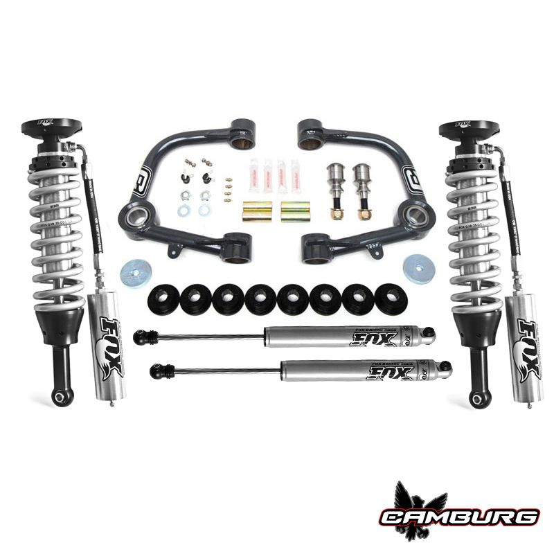 Camburg / Fox Toyota FJ 07-09 Factory 2.5 Kit (With Images