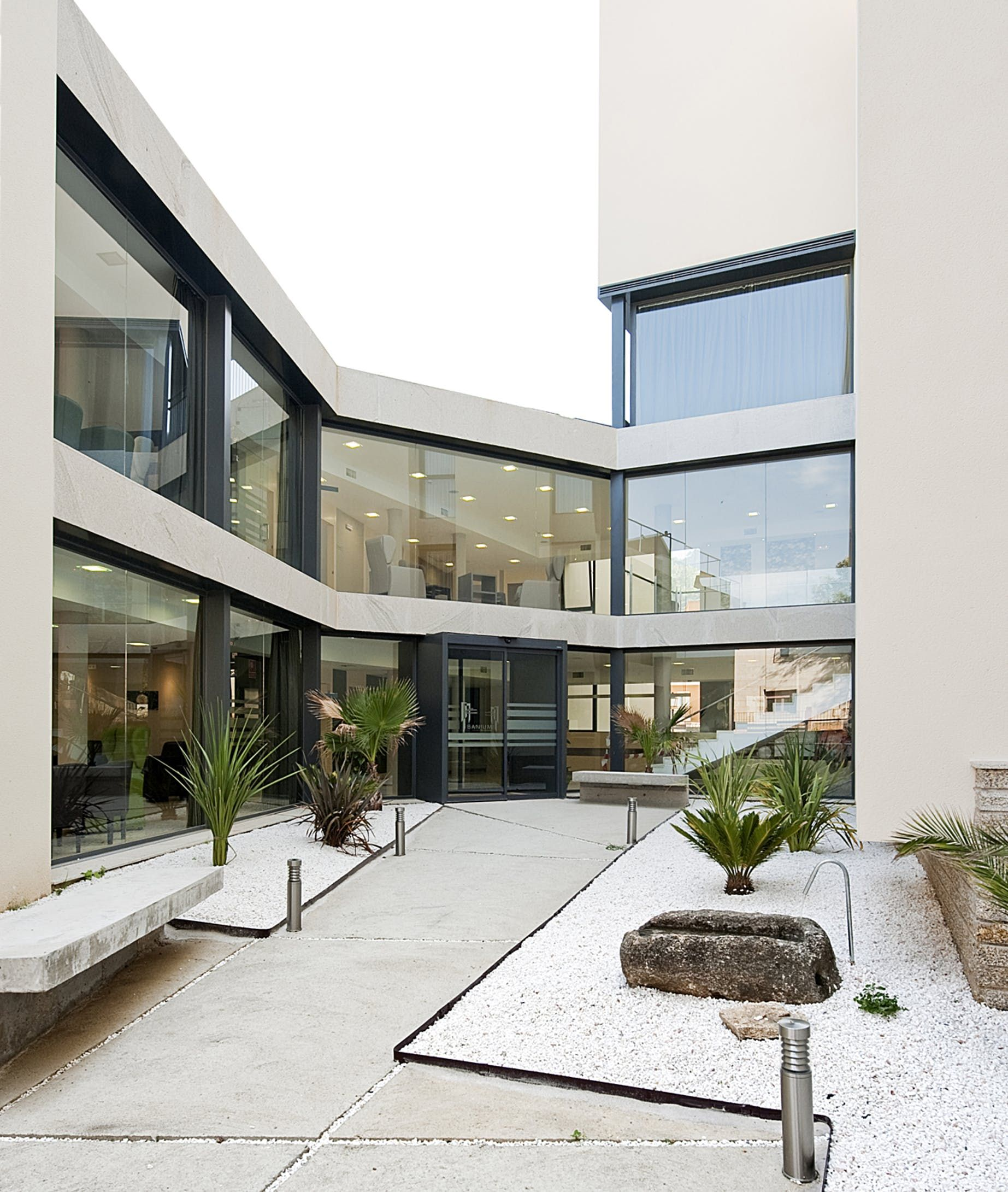 Nursing home gea architects archinect also elderly building design rh in pinterest