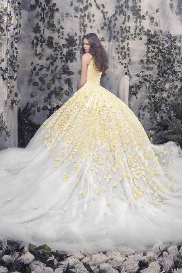 Let Us Introduce You To Michael Cinco A Dubai Based Designer Whose Custom Ball Gowns Are The Stuff Of Couture Dreams
