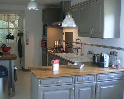 cuisine bodbyn ikea - Recherche Google Cuisine style Pinterest - peinture pour relooker meuble en bois