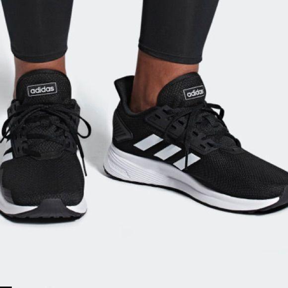 adidas Shoes | Nwt Black & White Adidas Duramo 9 Womens