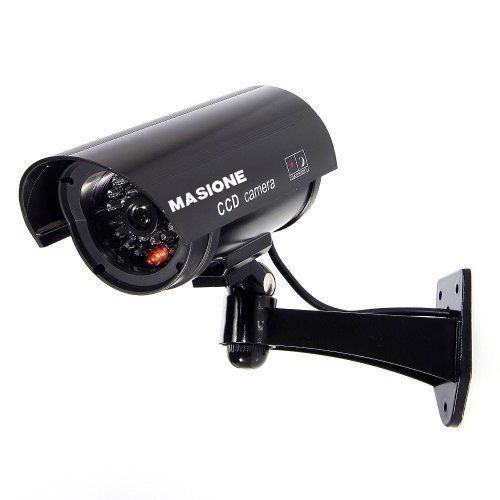 New fake dummy camera home security cctv built in light sensor led new fake dummy camera home security cctv built in light sensor led ir blinking security camera and dummy security camera mozeypictures Images