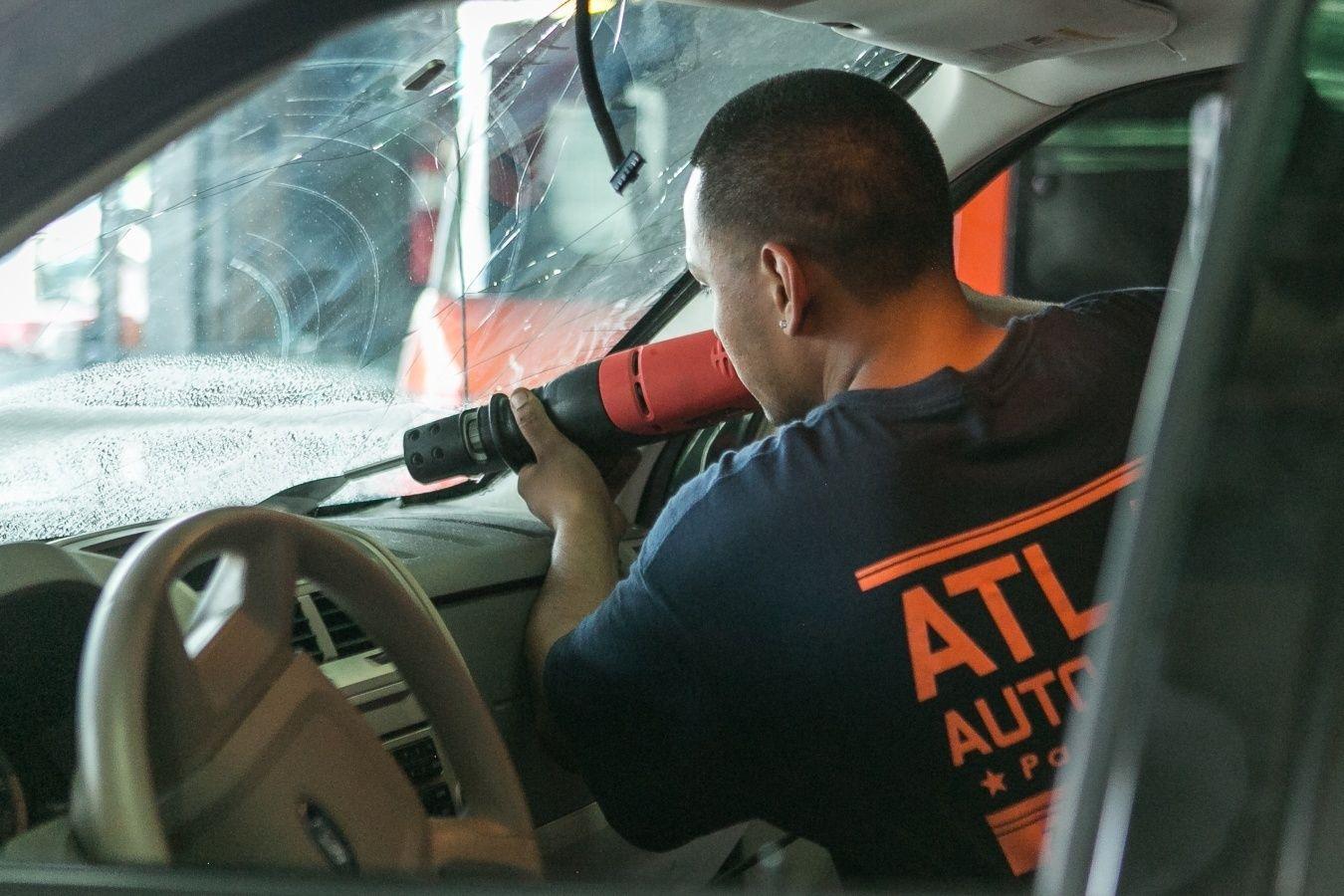Auto glass repair windshield replacement company auto