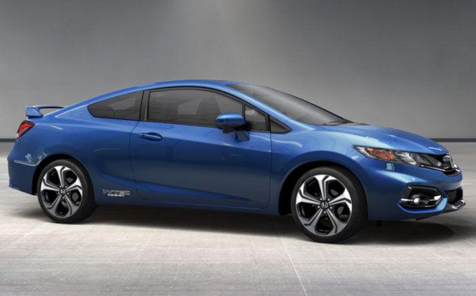 Dyno Blue Pearl Es Uno De Los 7 Colores Dinamicos Que Puedes Escoger Honda Civic Si Coupe 2014 Honda Civic Si Honda Civic Si