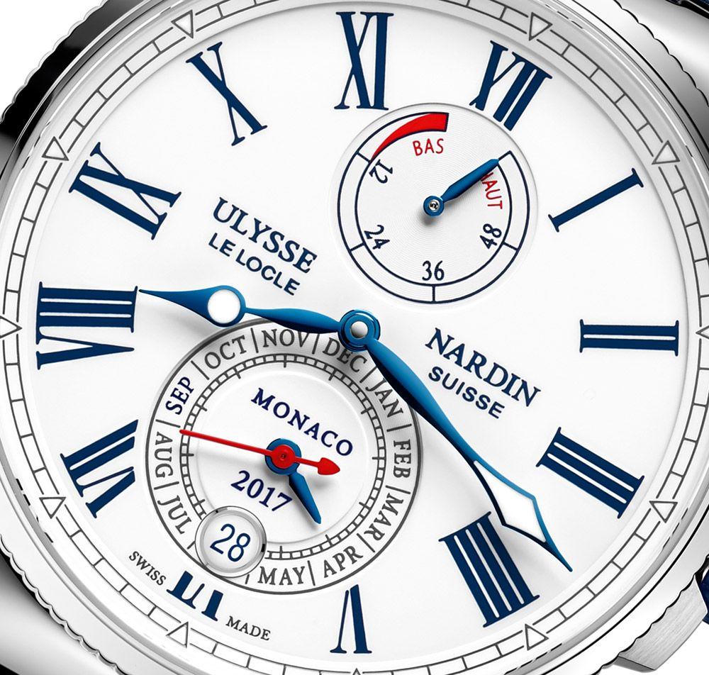 Pin By Tihomir Grozev On Watch Marine Chronometer Monaco Calendar
