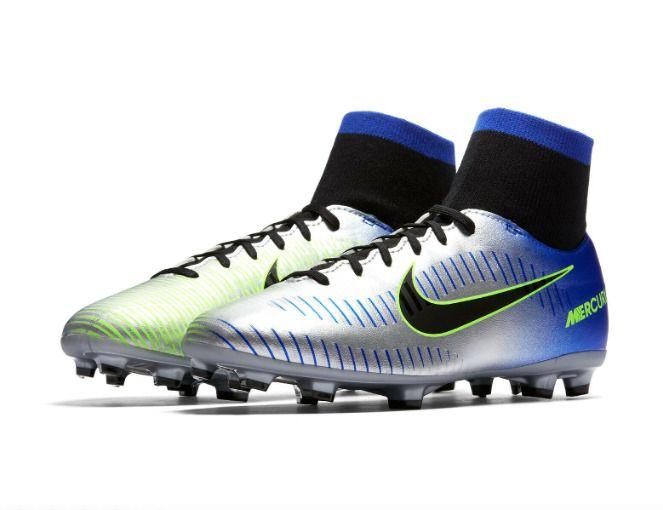 e506da8ad Advertisement(eBay) Nike Mercurial Victory Dynamic Fit FG Soccer Cleats  Size 2.5Y Neymar