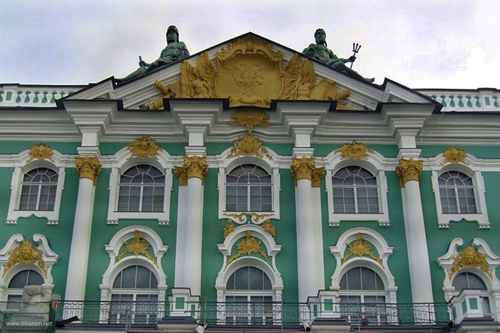 Моя поездка в Петербург. Эрмитаж, Петропавловский собор — отзывы, фото.