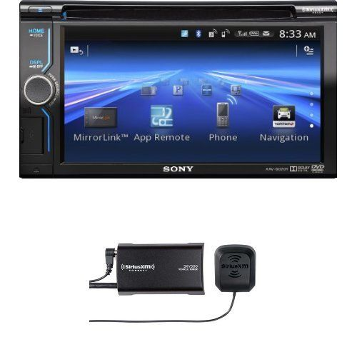 Sony XAV602BT Bluetooth Car Video Receiver with SiriusXM SXV300v1 Connect Vehicle Tuner Bundle  http://www.productsforautomotive.com/sony-xav602bt-bluetooth-car-video-receiver-with-siriusxm-sxv300v1-connect-vehicle-tuner-bundle/