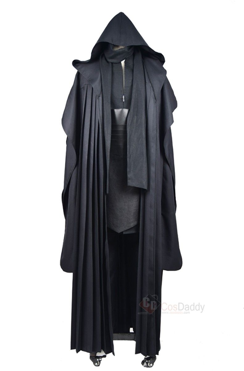403d3bdbb4 Star Wars Darth Maul Tunic Robe Uniform Cosplay Costume Linen Version