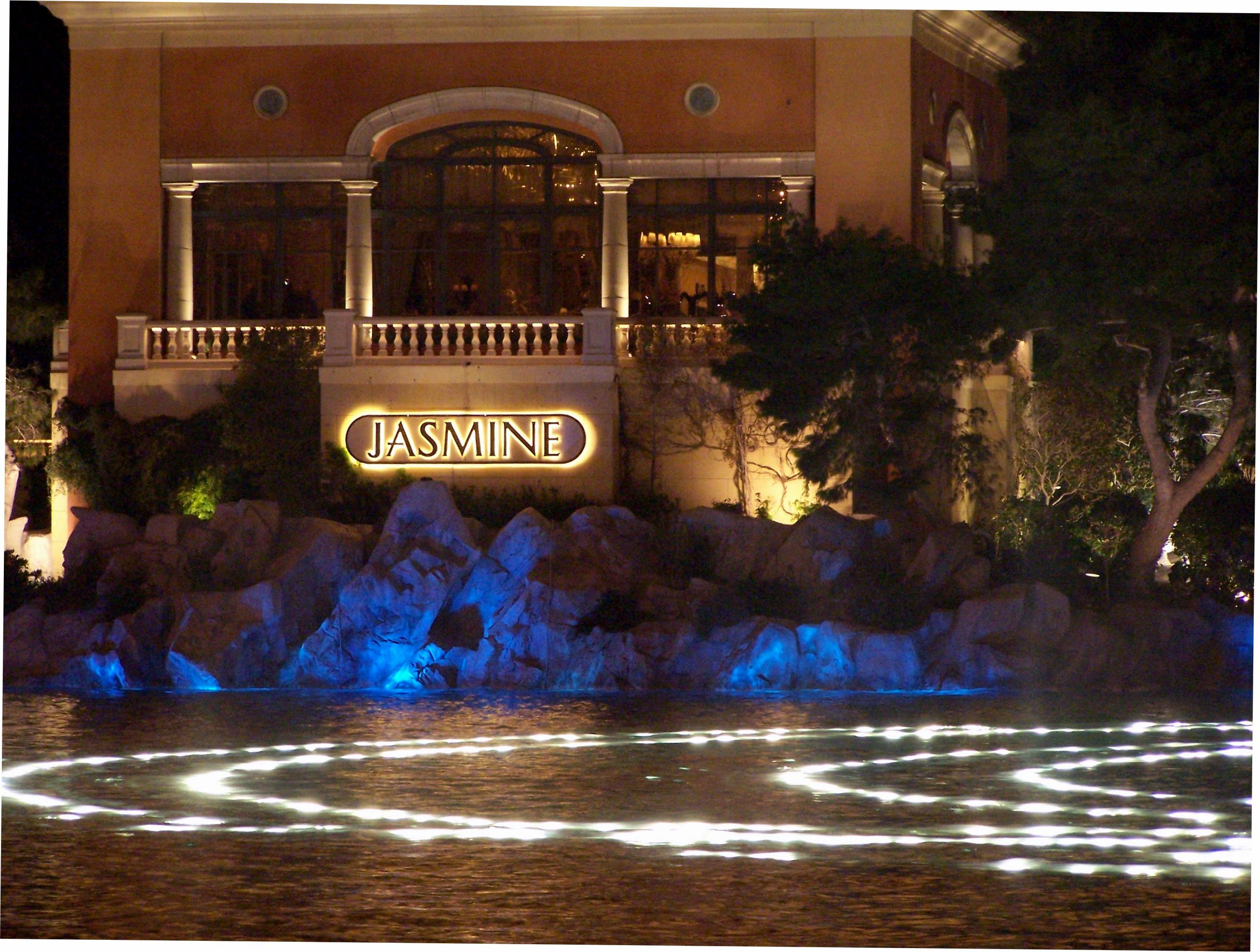 Jasmine at Bellagio Las Vegas