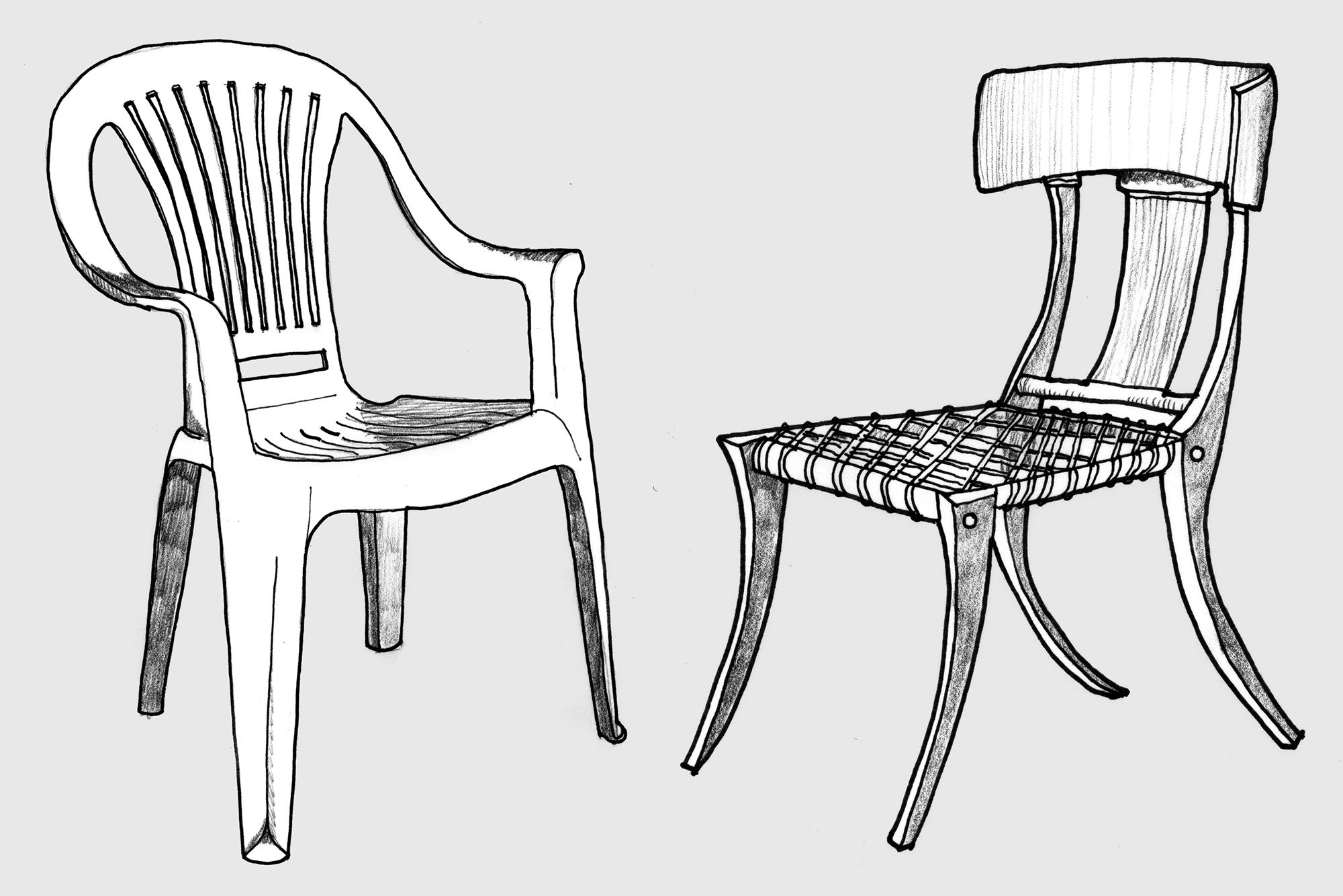 The Art Of Sitting Pretty Plastic Patio Chairs Air Chair Outdoor Wicker Chairs