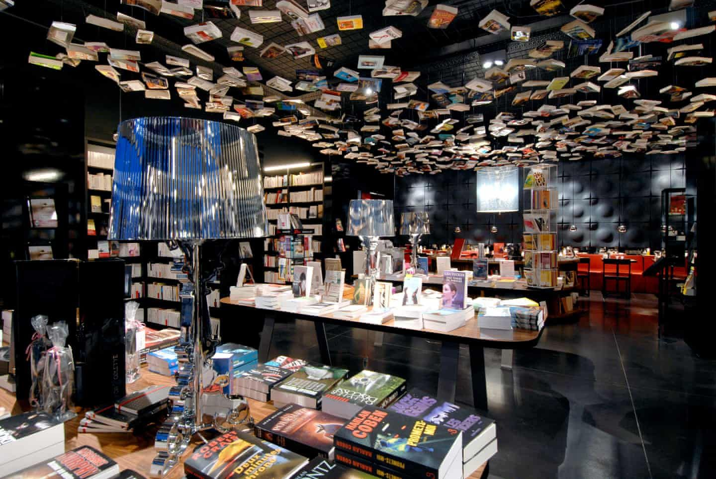 Twelve of the world's most beautiful bookshops - in pictures | Books | The Guardian