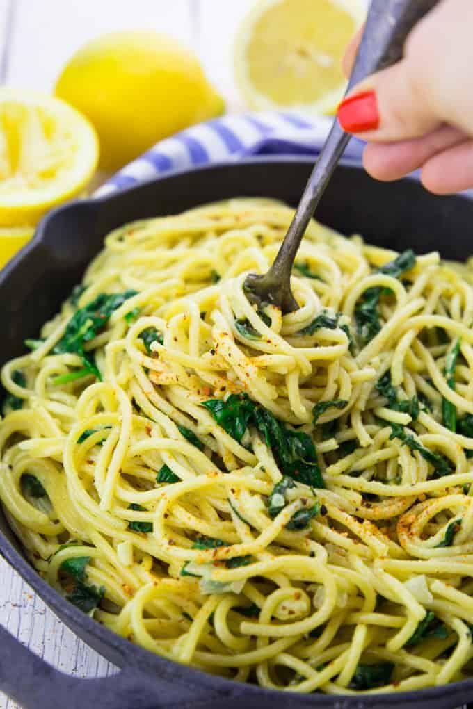 22 Easy Vegan Dinner Recipes for School Nights