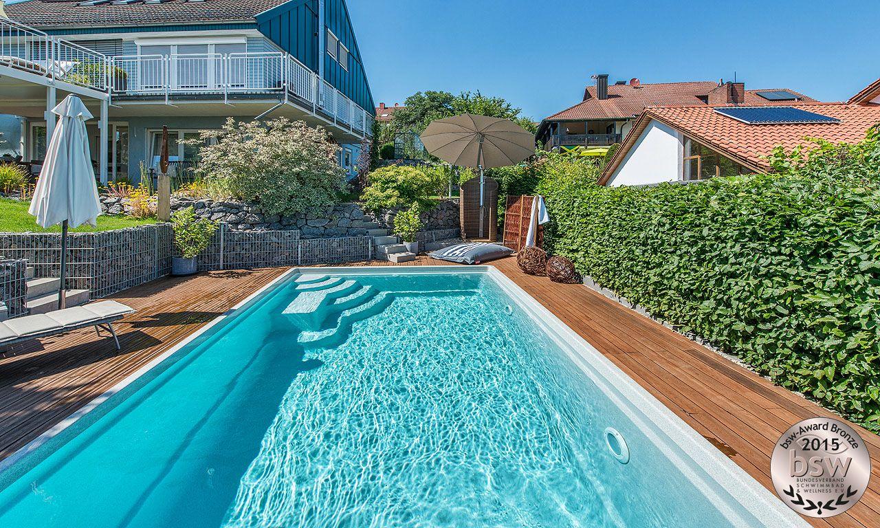 Pool Konzept pool konzept gmbh co kg d haibach bsw award bronze 2015