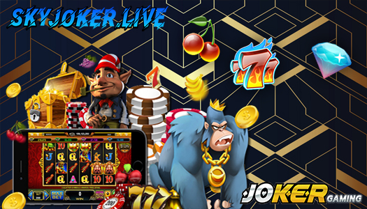 Cara Daftar Game Slot Joker Gaming Resmi Joker Game Slots Games Joker