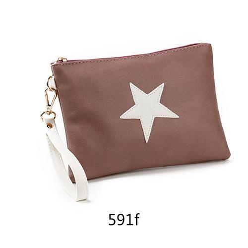 c720312b6d Miyahouse Fashion Women Clutch Bag PU Leather Female Envelope Bag Clutch  Evening Bags Star Design Soft Clutch Handbags