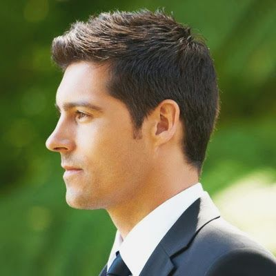 Short & neat perfect for business Great hairstyle for