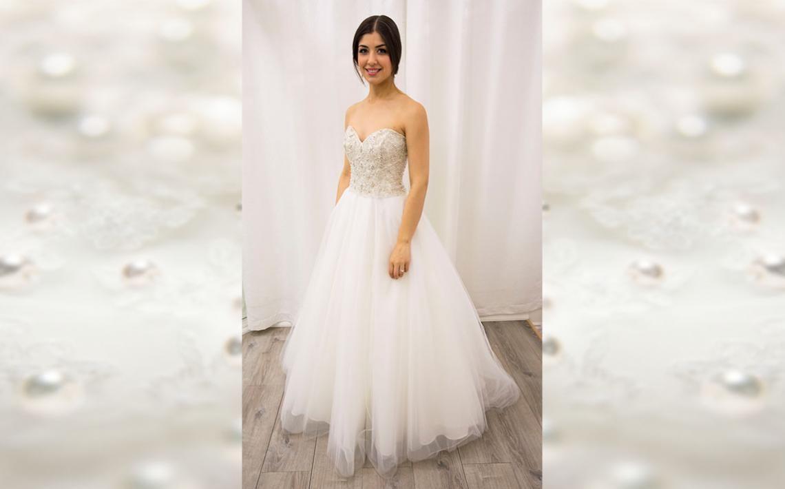 Marisa wedding dress  Marisa The Dress  SAY YES TO THE DRESS CANADA  Dresses Season