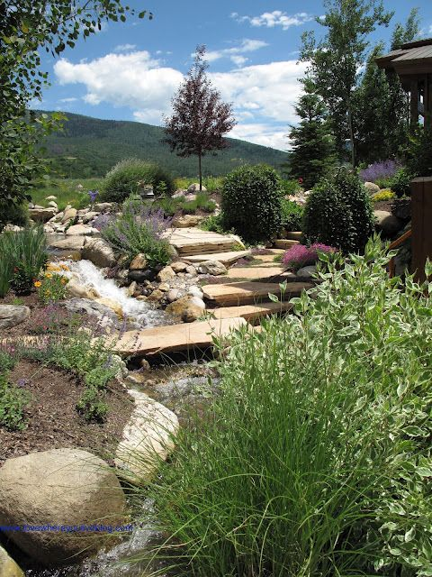 Colorado mountain garden outdoor decor pinterest colorado mountains gardens and - Mountain garden landscaping ideas ...