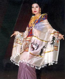Traditional dresses indian states pictures