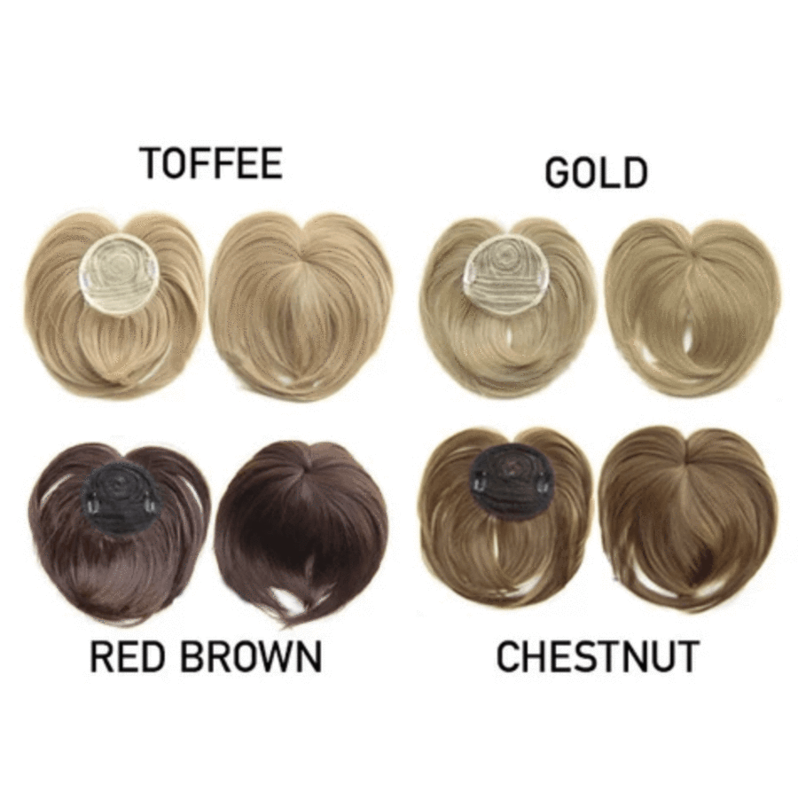 One Clip Volume Topper In 2020 Hair Toppers Short Hair With Layers Normal Hair