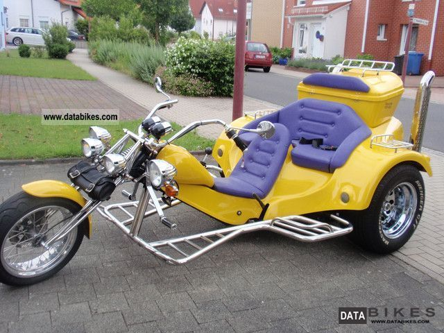 1999 rewaco trike 3 seater motorcycle trike photo moto remorque trailer http remorques. Black Bedroom Furniture Sets. Home Design Ideas