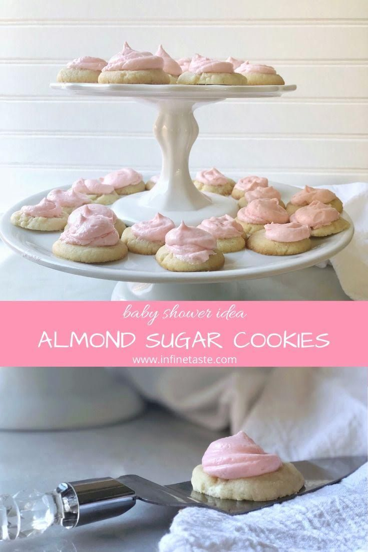 These no roll sugar cookies are an easy glass pressed almond sugar cookie recipe with delicious buttercream frosting. #sugarcookies #easysugarcookies #sugarcookierecipes #sugarcookierecipeeasy #almondcookie #frostedsugarcookies #bestsugarcookierecipe #easycookierecipes #norollsugarcookierecipe #softsugarcookies