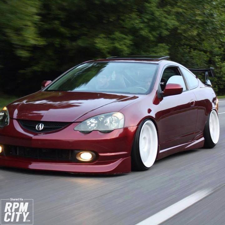 Acura Rsx Type S Acura Tsx: #acura #rsx #dc5 #slammed #stance