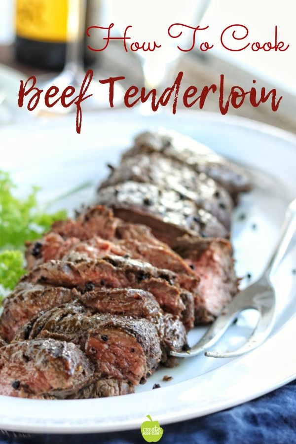 Whole Beef Tenderloin Recipe Roasted in the Oven